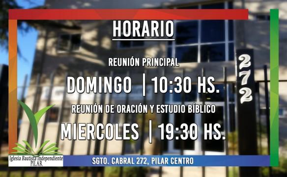 HORARIO copy