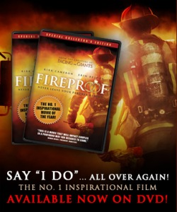 fireproof bannerdvd