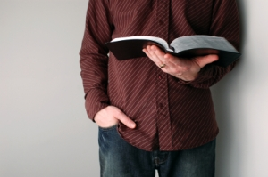 BibleStudy man