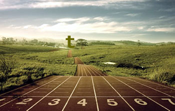 correr la carrera