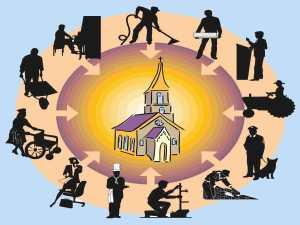 Cuerpo de la Iglesia