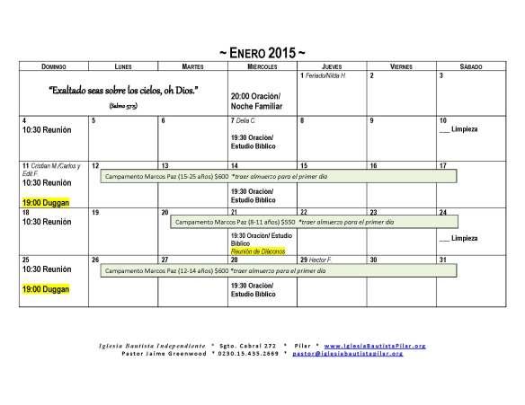 1.2015 calendario