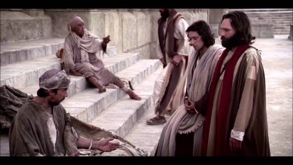 acts 3 lame man