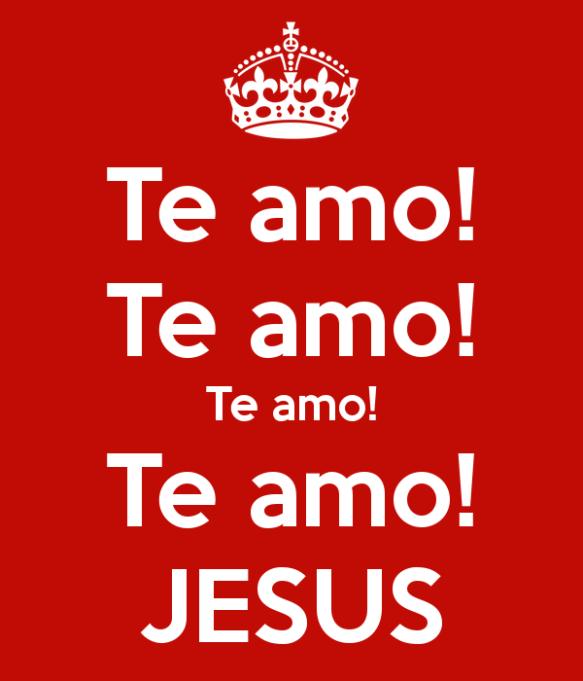amo jesus