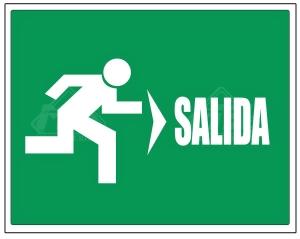 salida